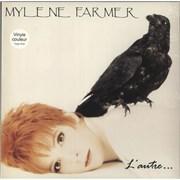 Mylene Farmer L'Autre - White Vinyl - Sealed France vinyl LP