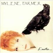 Mylene Farmer L'Autre France vinyl LP