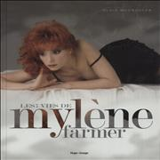 Mylene Farmer Les 7 Vies de Mylene Farmer France book