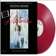 Click here for more info about 'Mylene Farmer - Libertine - Red Vinyl - Sealed'