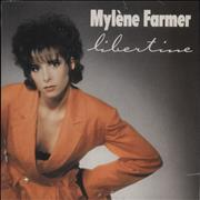 Click here for more info about 'Mylene Farmer - Libertine - Translucent Vinyl'