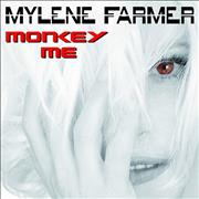 Click here for more info about 'Mylene Farmer - Monkey Me'