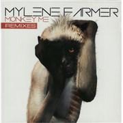 """Mylene Farmer Monkey Me - Sealed France 12"""" vinyl"""