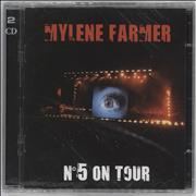 Click here for more info about 'Mylene Farmer - N°5 On Tour'