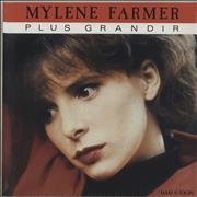 Click here for more info about 'Mylene Farmer - Plus Grandir - Sealed'