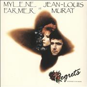 Click here for more info about 'Mylene Farmer - Regrets - Green Vinyl'
