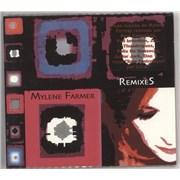 Mylene Farmer Remixes France CD album