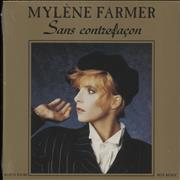 Click here for more info about 'Mylene Farmer - Sans Contrefacon (Boy Remix) - Yellow Vinyl'
