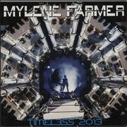 Mylene Farmer Timeless 2013 France 3-LP vinyl set