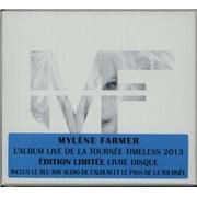 Mylene Farmer Timeless 2013 France cd album box set