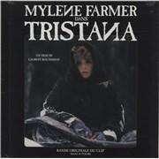 "Mylene Farmer Tristana (Bande Originale Du Clip) - Sealed France 12"" vinyl"