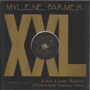 Click here for more info about 'Mylene Farmer - XXL - White vinyl'