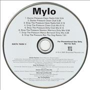 Click here for more info about 'Mylo - Doctor Pressure / Drop The Pressure'