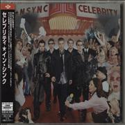 Click here for more info about 'N Sync - Celebrity'