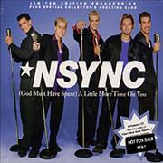 Click here for more info about 'N Sync - (God Must Have Spent) A Little More Time On You'