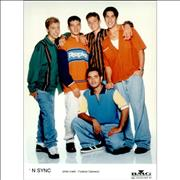 Click here for more info about 'N Sync - I Want You Back'