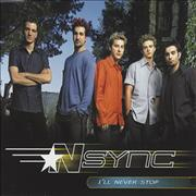 Click here for more info about 'N Sync - I'll Never Stop'