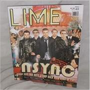 Click here for more info about 'N Sync - Lime'
