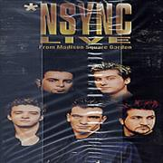 Click here for more info about 'N Sync - Live From Madison Square Garden'