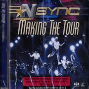 Click here for more info about 'N Sync - Making The Tour'