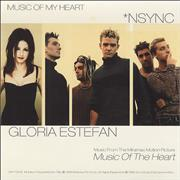 Click here for more info about 'N Sync - Music Of My Heart'