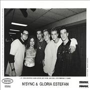 Click here for more info about 'N Sync - Music Of The Heart'