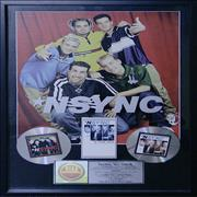 Click here for more info about 'N Sync - N*Sync / Home For Christmas / N The Mix'