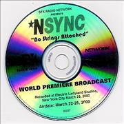 Click here for more info about 'N Sync - No Strings Attached - World Premiere Broadcast'