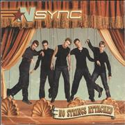 Click here for more info about 'N Sync - No Strings Attached'