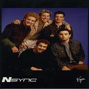 Click here for more info about 'N Sync - Promo Photo'