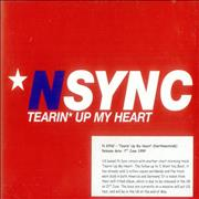 Click here for more info about 'N Sync - Tearin' Up My Heart'