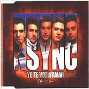 Click here for more info about 'N Sync - Yo Te Voy A Amar'
