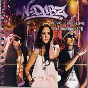 Click here for more info about 'N-Dubz - Love.Live. Life - April 2011'