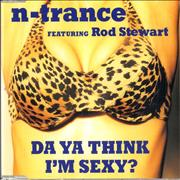 Click here for more info about 'N-Trance - Da Ya Think I'm Sexy?'