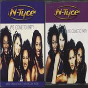Click here for more info about 'N-Tyce - We Come To Party'