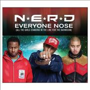 Click here for more info about 'NERD - Everyone Nose [All The Girls Standing In The Line...]'