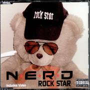 Click here for more info about 'NERD - Rock Star'