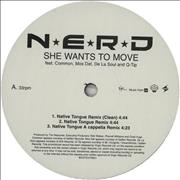 Click here for more info about 'NERD - She Wants To Move'