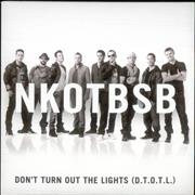 Click here for more info about 'NKOTBSB - Don't Turn Out The Lights'