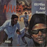Click here for more info about 'N.W.A. - 100 Miles and Runnin''