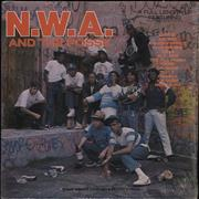 Click here for more info about 'N.W.A. And The Posse'