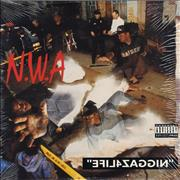 Click here for more info about 'N.W.A. - Niggaz4life'