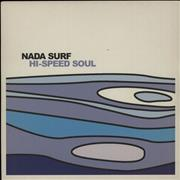 Click here for more info about 'Nada Surf - Hi-Speed Soul'