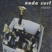 Click here for more info about 'Nada Surf - Popular'