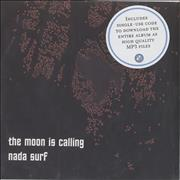 Click here for more info about 'Nada Surf - The Moon Is Calling'