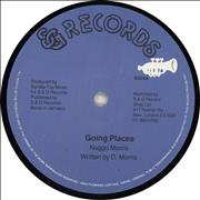 Click here for more info about 'Naggo Morris - Going Places'