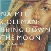 Click here for more info about 'Naimee Coleman - Bring Down The Moon - Album Sampler'