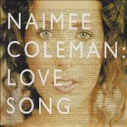 Click here for more info about 'Naimee Coleman - Love Song'
