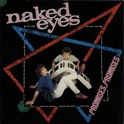 Click here for more info about 'Naked Eyes - Promises, Promises'