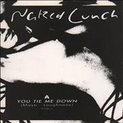 Click here for more info about 'Naked Lunch (80s) - You Tie Me Down/ Laugh Your Mind Away'